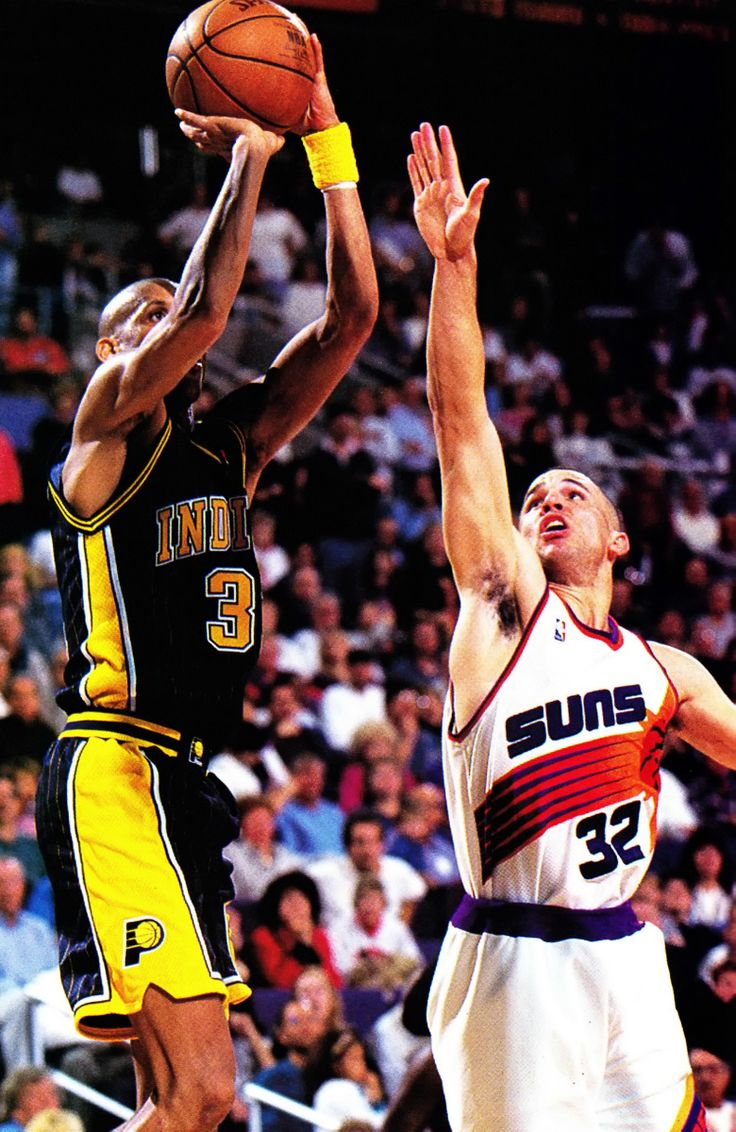 141 best Reggie Miller images on Pinterest