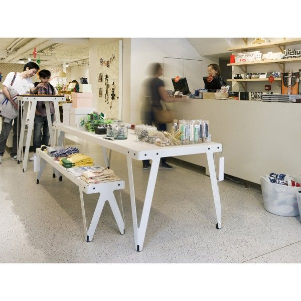 Functionals Lloyd Table tafel 200x80 met hoogte 76 cm | FLINDERS verzendt gratis