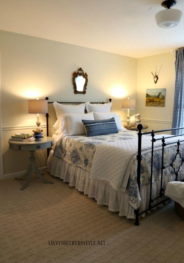 Best 25 Country Bedroom Blue Ideas On Pinterest