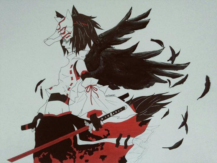 #octawas #MyDreams #wattpad #anime #manga #girl #wolf #angel