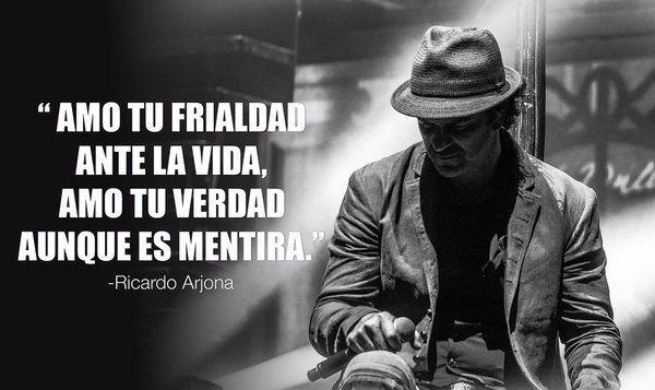 Photos and videos by Ricardo Arjona ® (@Ricardo_Arjona) | Twitter