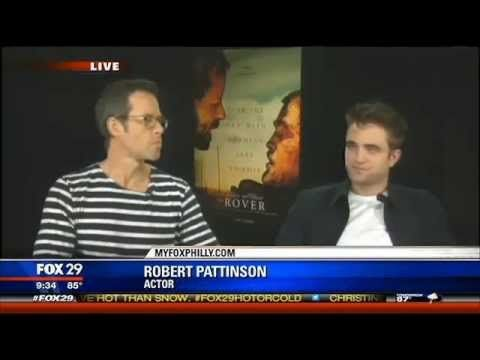 Robert Pattinson and Guy Pearce Interview with Good Day Philadelphia