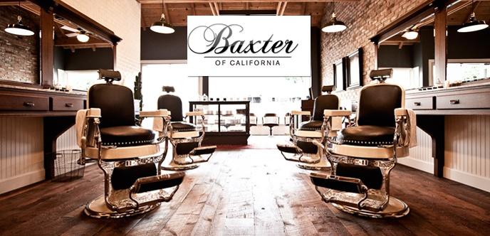 """Baxter of California grundades av Baxter Finley i USA på 60 -talet. Baxter var först i USA med att ta fram hudvårdsprodukter och grooming enbart för män. Den första moisturizern han tog fram hette """"super shape"""" och 1965 laserade han en hel linje med produkter från huvudkontoret i Beverly Hills. Idag är Baxter of California ett känt varumärke bland barberare runt om i världen. Hans linje innefattar ansiktstvätt, rakhyvel, deodorant, scrub, duschcreme, kam och schampo för män."""