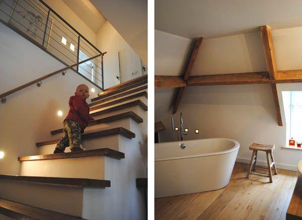 Verbouwing woonboerderij architect joris verhoeven for Interieur architectuur