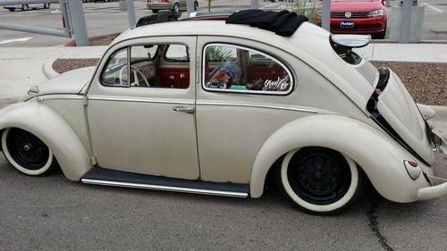 ragtop oval with safari rear window | VW | Pinterest | Vw, Beetles and Vw beetles
