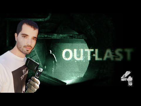 Sin Salida | Outlast Let´s play | Capitulo 4 - YouTube