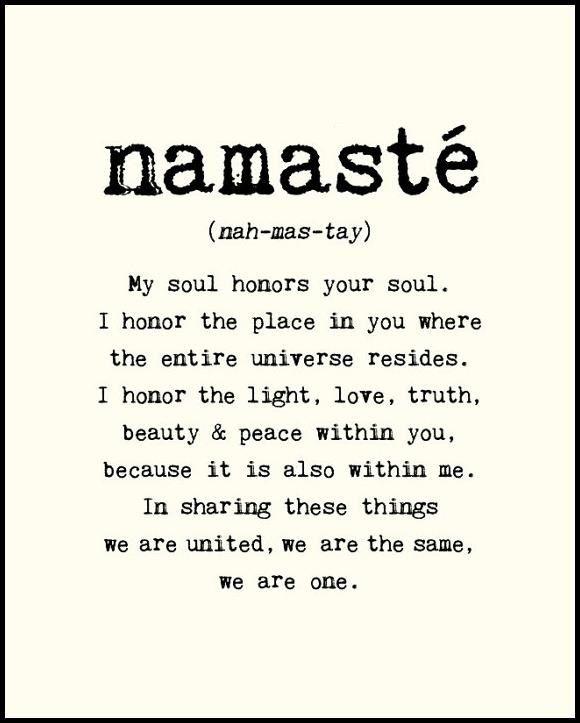 Top 100+ Yoga Quotes ~ Namaste ~ http://www.yogaclub.us/yoga_quotes.htm