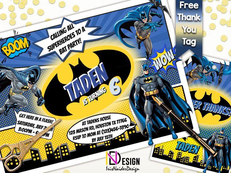 513116561e93fde3a033133cec57ad64 best 25 batman invitations ideas on pinterest,Batman Invitations Free