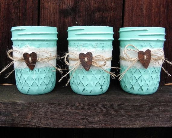 BrightNest | #Upcycle This: Organize & Decorate with Mason Jars