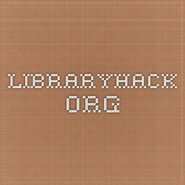 libraryhack.org