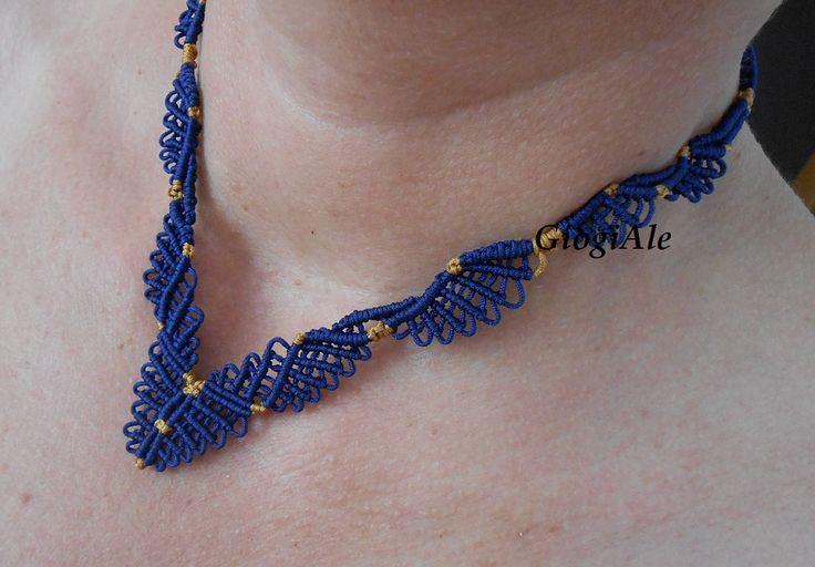 Nel post precedente vi ho mostrato la collana che mi ha commissionato Fabrizia durante la festa medievale di Vigo di Cadore. Quello che non ...