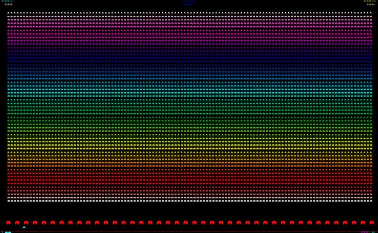 フル インベーダー HD Wallpaper