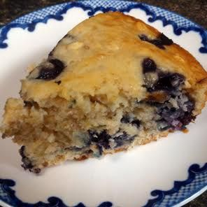 Blueberry Oatmeal Breakfast Cake recipe snapshot
