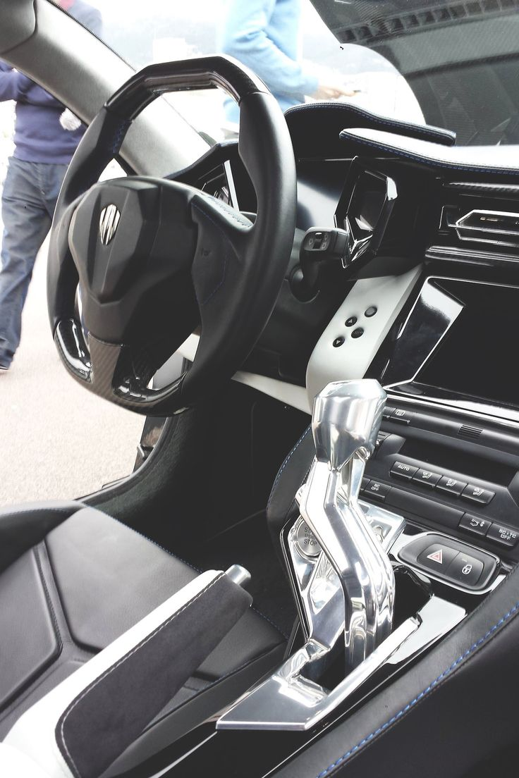 Lykan Hypersport Interior