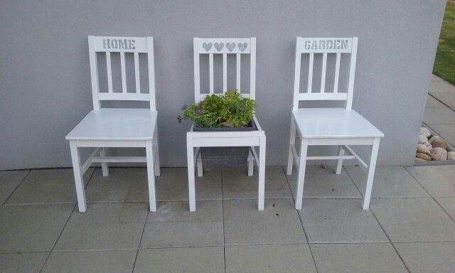Staronové židle
