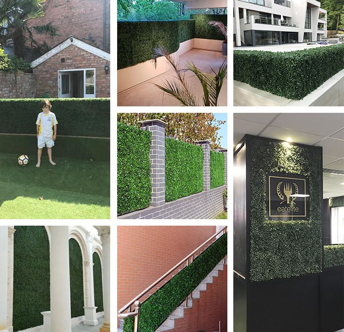 Artificial Hedges Topiary Ball Artificial Vertical Garden Artificial Vertical Garden Artificial Hedges Artificial Boxwood