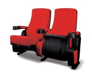 LIGETI: A cinema seat with style, the Ligeti has plenty of options including a riser mount option and lounger back. Features and Benefits Back: Injection molded, high impact polypropylene Cushion: Ergonomically sculpted backrest design with strong lumbar support. Cold molded, highly resilient foam Arm rest: Available with front mount cup holder One-piece injection molded, high impact polypropylene. Structure: High strength steel structure, electrostatic powder coated finish Warranty: 5 years