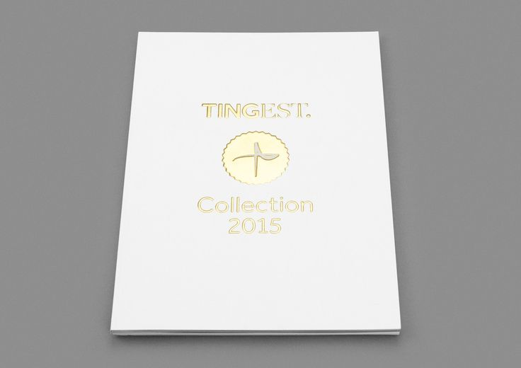 Tingest collection 2015. Design: Peter Sellberg
