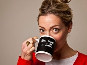 I love Cherry Healey