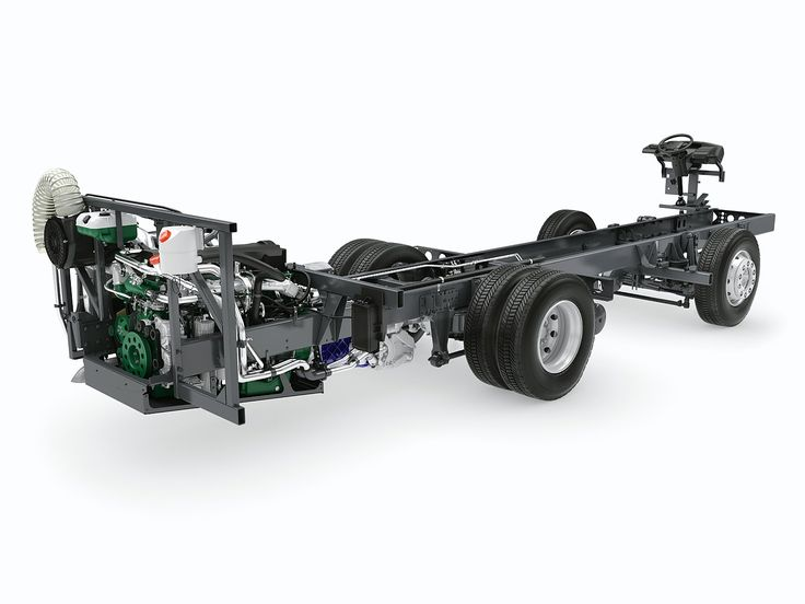 Chassis Frame(이미지 포함)