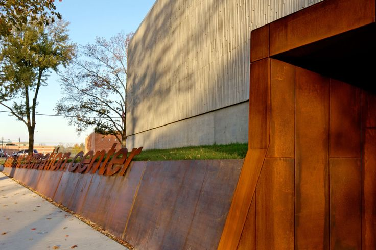 Student Recreation Center Dake Wells Architecture