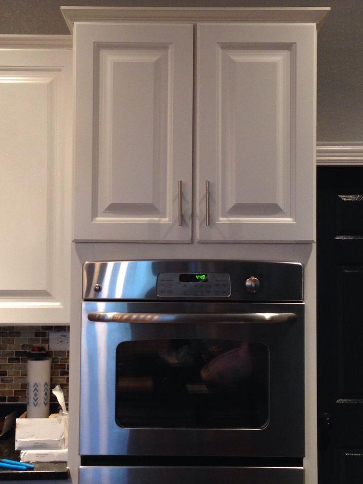 Kitchen cabinet pulls - After