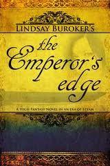 The Emperor's Edge ~ Lindsay Buroker | Silk Screen Views ~ Sonja