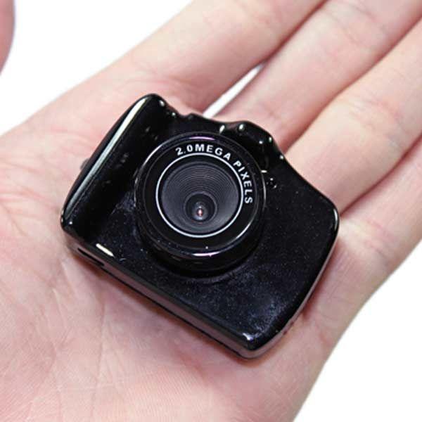 World Smallest Mini HD 720P Video Camera, 1280*720 Video Recording