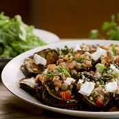 Free sweet & sour eggplant salad recipe. Try this free, quick and easy sweet & sour eggplant salad recipe from woolworths.com.au.