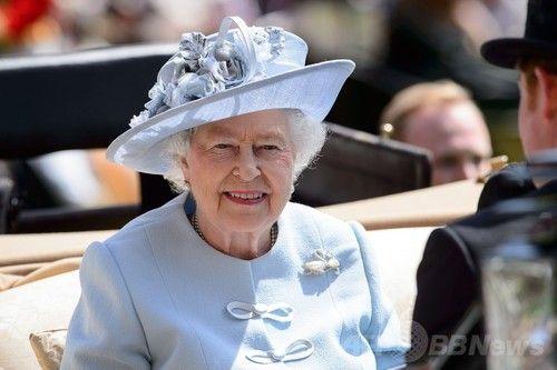 似合いますよね~ 華やかな帽子がいっぱい、英国伝統レース「ロイヤルアスコット」