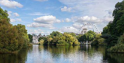 St. James's Park - Wikipedia, the free encyclopedia