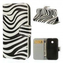 Forro Book Motorola Moto E Design Animales Zebra 1 $ 23.200,00