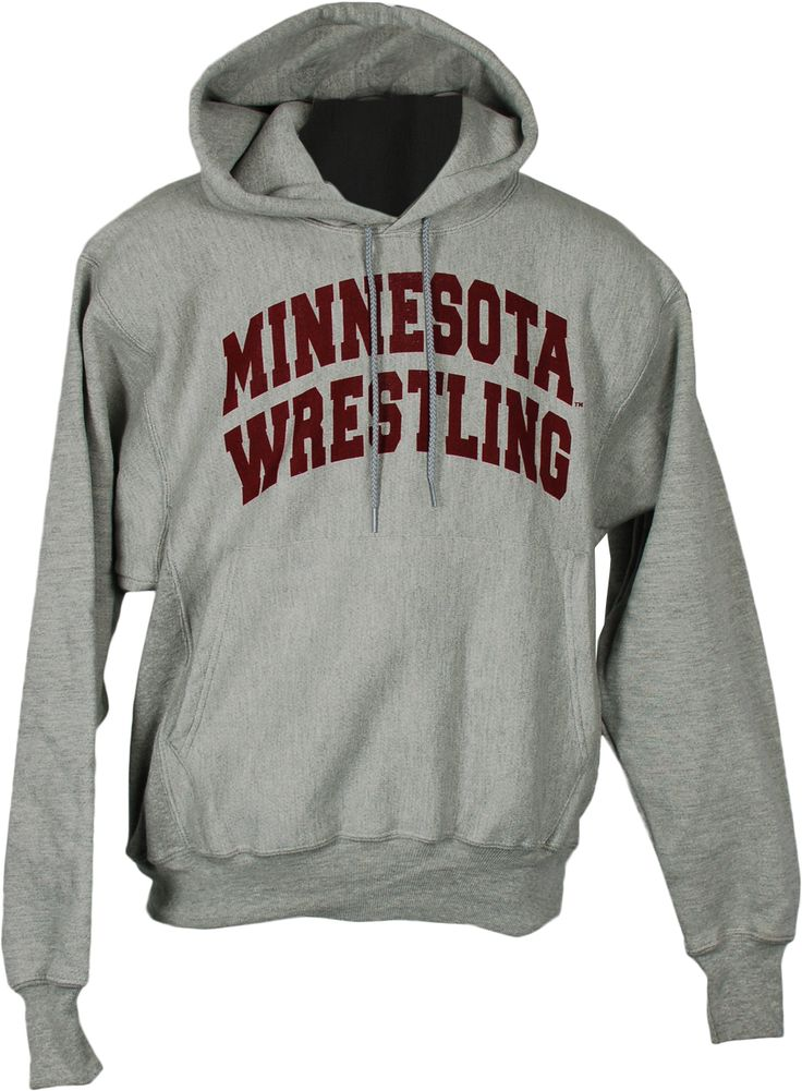 Minnesota Wrestling Sweatshirt - Hooded - Gopher Gear