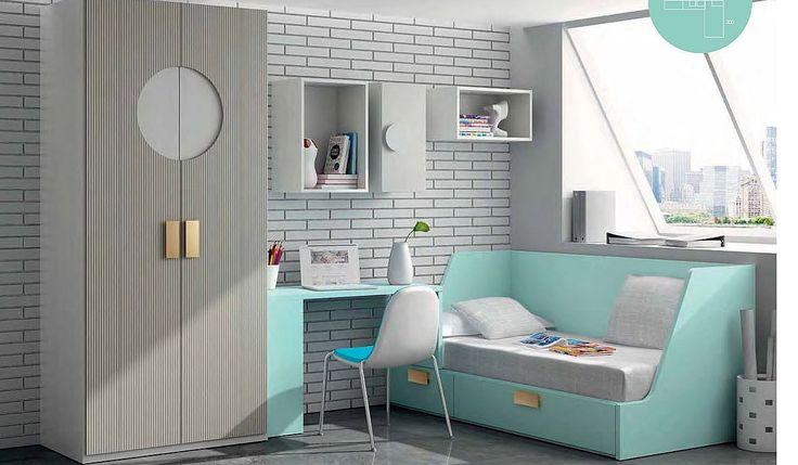 Muebles para jovenes con talento