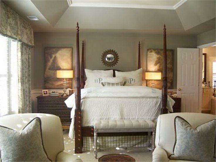 Sherwin williams repose gray elegant and best grey paint Master bedroom ceiling colors