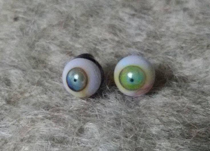 Weiteres - Glasaugen, Puppenaugen, Augen für Filzfiguren, eye - ein Designerstück von augenmacherin bei DaWanda