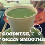 my goodness, my green smoothies