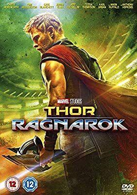 f40d29532754c Thor Ragnarok [DVD] [2017][Region 2]: Amazon.co.uk: Chris Hemsworth, Tom  Hiddleston, Benedict Cumberbatch, Idris Elba, Tessa Thompson, Jaimie  Alexander, ...