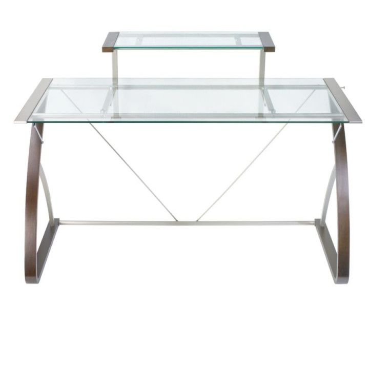 Officemax Glass Desk Desk Wall Art Ideas Glass Desk Small Office Furniture Space Saving Desk