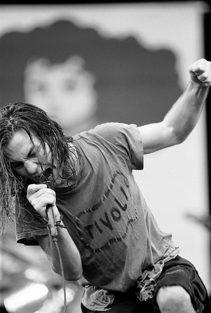 Eddie Vedder | Pearl Jam & Temple of the Dog