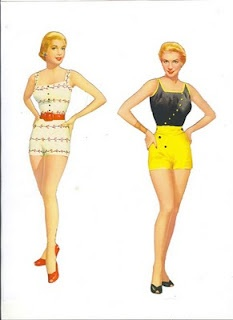 Grace Kelly-I used to love to play paper dolls when I was a little girl