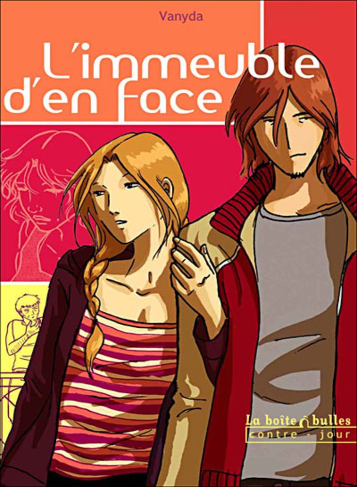 L'Immeuble d'en face, tome 1 - Vanyda - SensCritique