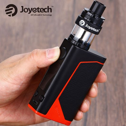 Joyetech eVic Primo 200W with UNIMAX 25 Atomizer - Powered by dual replaceable batteries, the Primo provides a max of 200W output and supports Quick Charge capability – Urban Vape Store