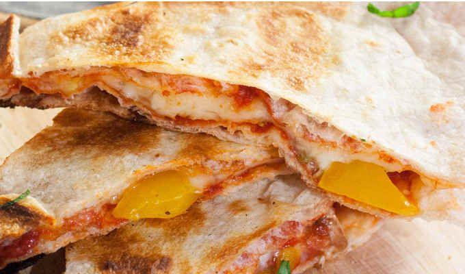 Pizzadillas-Rezept-Vorschau
