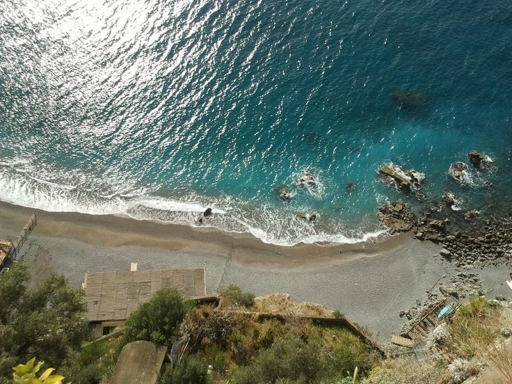Amalfi hotel view