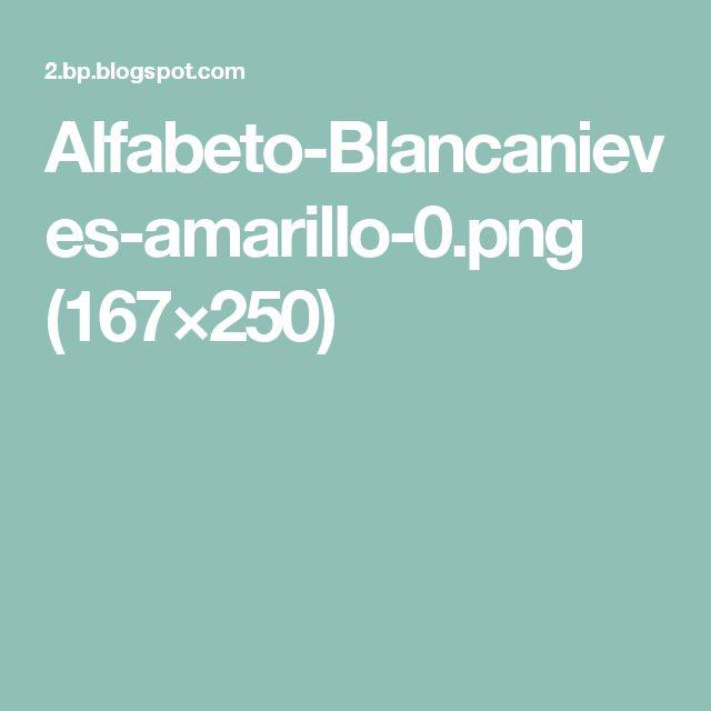 Alfabeto-Blancanieves-amarillo-0.png (167×250)