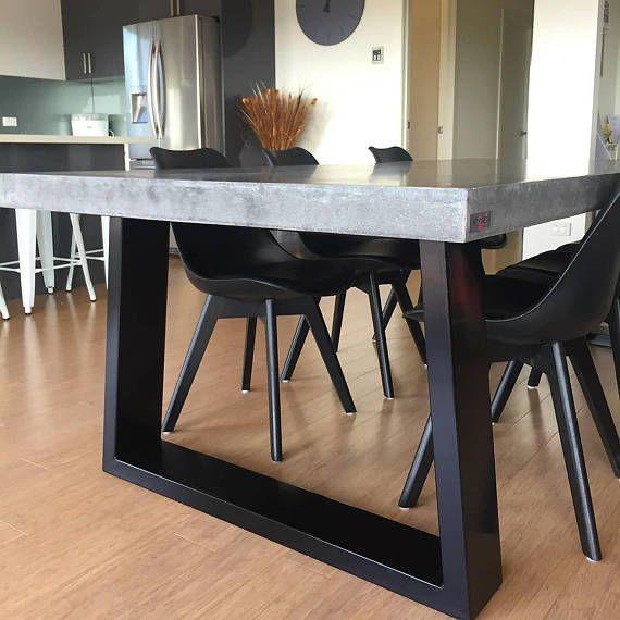 Gallery Bespoke Polished Concrete Tables By Daniel Concrete