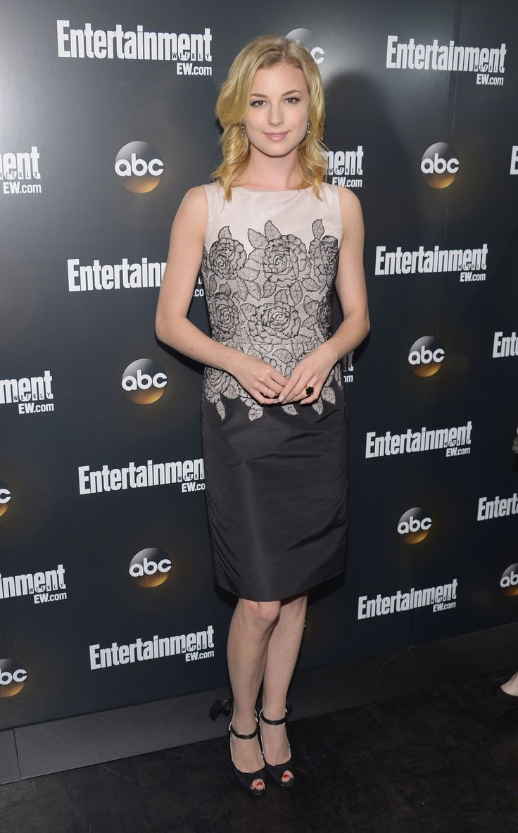 Emily VanCamp - Entertainment Weekly & ABC-TV Up Front VIP Party in NY 05/15/12