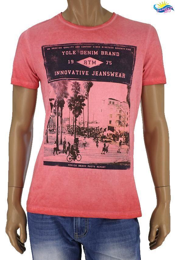 Ανδρκό t-shirt MPLU-0220