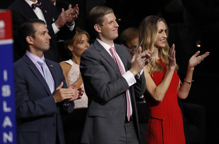 Trump spokeswoman shoots down report of $1 million inauguration hunting trip with Donald Jr. and Eric